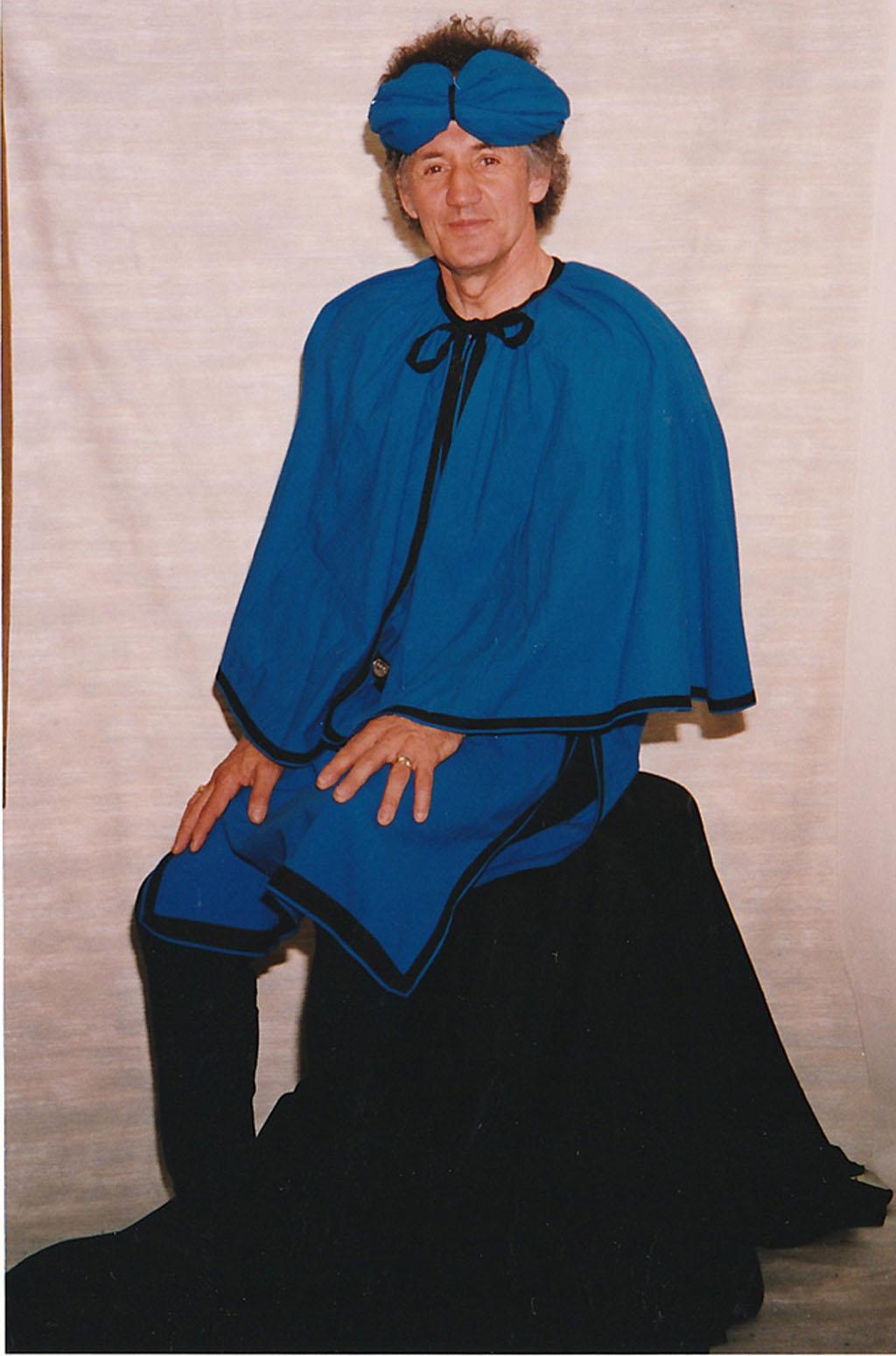 Location de déguisements, de costumes et d'accessoires Médiévaux rois bleus | Boutique Kat-Lyn Québec