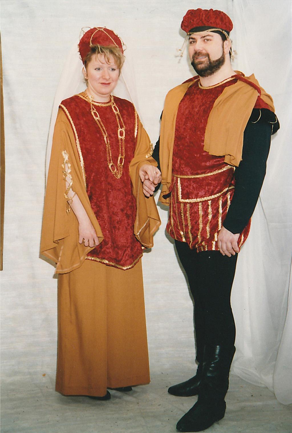 Location de déguisements, de costumes et d'accessoires Médiévaux de rois et reines | Boutique Kat-Lyn Québec
