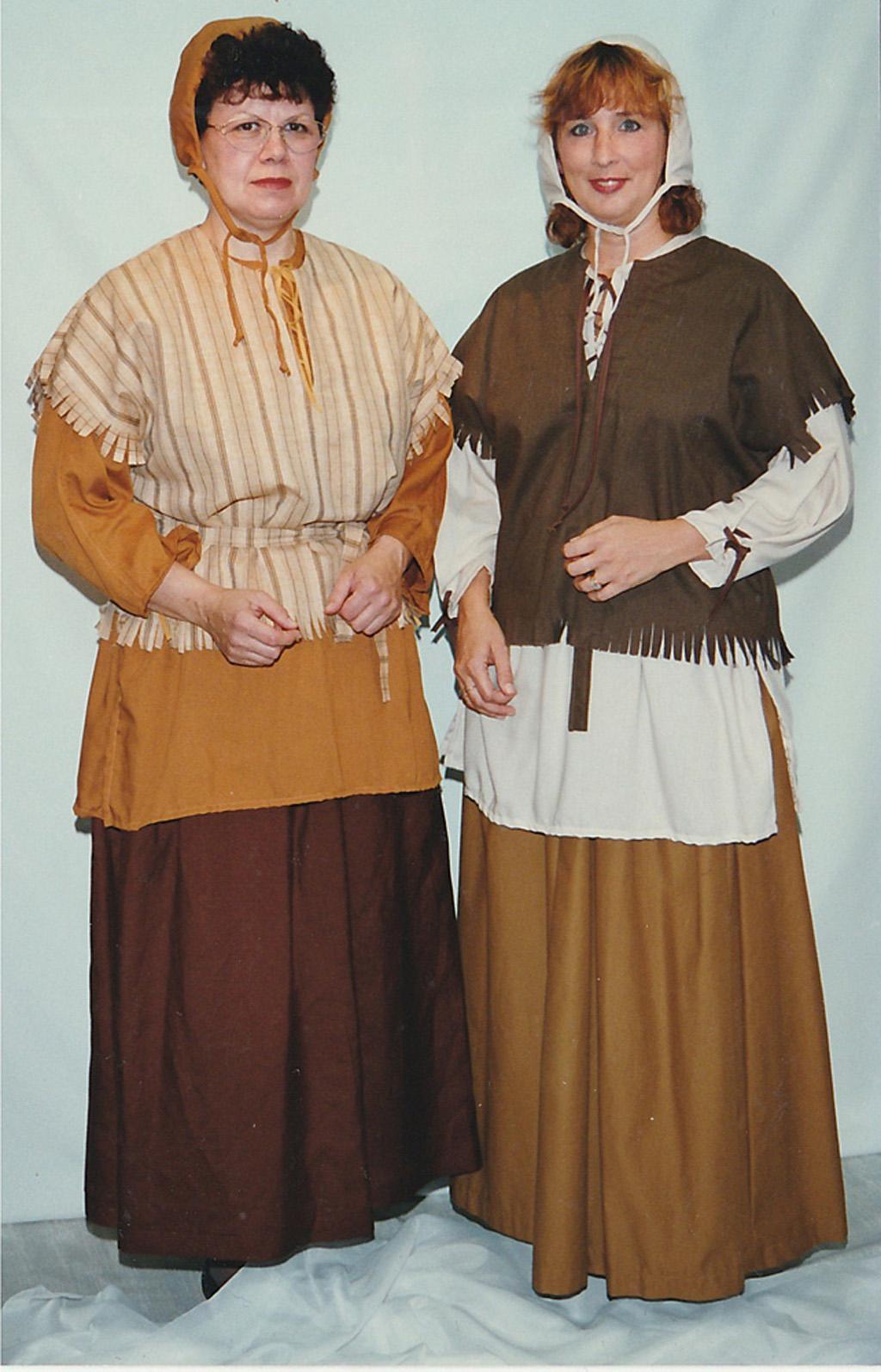 Location de déguisements, de costumes et d'accessoires Médiévaux rustiques | Boutique Kat-Lyn Québec