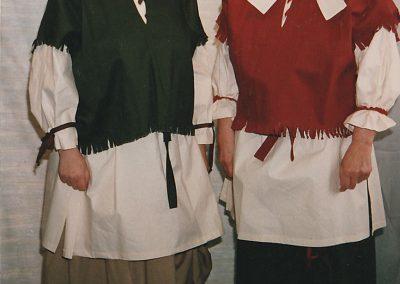 Confection de costume époque à Boischatel - Boutique Kat-Lyn à Québec